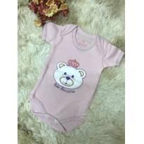 Body ursinha macia - Recém Nascido - Marca não registrada