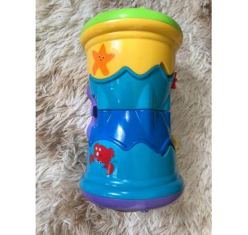 Tambor rola rola fisher price - Sem faixa etaria - Fisher Price