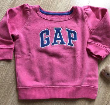 Moletom GAP - 6 a 9 meses - GAP