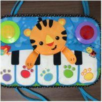 Teclado musical kick and play the piano - fisher Price -  - Fisher Price