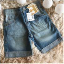 Bermudinha jeans - 2 anos - Colorittá