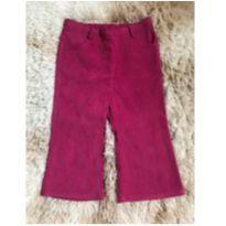 Calça rosa importada EUA