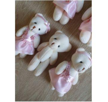 Lote ursinhas decoração - Sem faixa etaria - Feito à mão