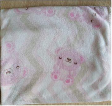 Cobertor bebê MUITO quentinho - Sem faixa etaria - etiqueta foi cortada