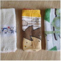 trio toalhinhas de mão -  - Diversas