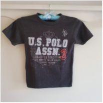 Camiseta polo - 4 anos - US Polo Assn
