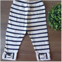 Legging GAP original - 6 a 9 meses - Baby Gap