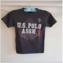 Camiseta original POLO - 4 anos - US Polo Assn