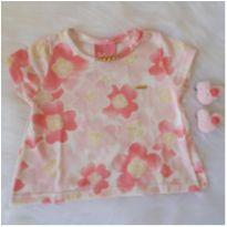 Batinha floral Linda - 2 anos - Le Petit