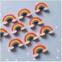 Kit 10 borrachinhas arco iris  (Comprado em Orlando) -  - Importada