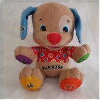 Cachorrinho aprender e brincar fisher price -  - Fisher Price