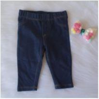 Jeans molinho CARTERS - Recém Nascido - Carter`s