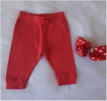 Calça basiquinha baby - Recém Nascido - Gaby Fashion