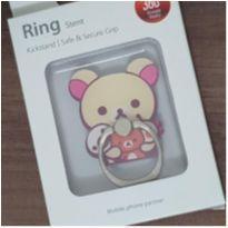 Suporte para celular anel (ursinho) -  - Importado