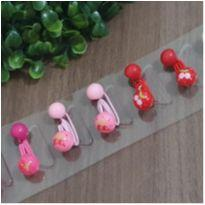 Kit lacinhos cerejinhas - NOVO -  - Sem marca