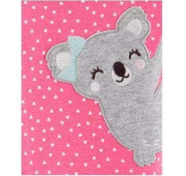 Macacão koala CARTERS - 9 meses - Carter`s