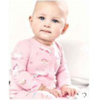 Macacão CARTERS unicórnios - 9 meses - Carter`s