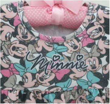 Vestido MINNIE - 3 meses - Disney baby