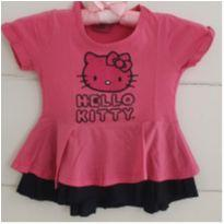 Camisetinha Hello Kitty - 24 a 36 meses - Hello  Kitty