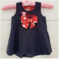 Vestido Minnie - 2 anos - Riachuelo