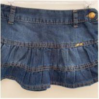 Saia jeans - 24 a 36 meses - Baby Club