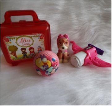 Desocupando o armário de brinquedos - Lotinho 8 - Sem faixa etaria - Diversas