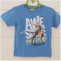 Camiseta dino - 5 anos - Bicho Molhado