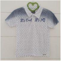 Camiseta gola polo linda - 5 anos - Marca não registrada