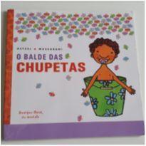 """Livro """"O balde de chupetas"""" -  - Livros"""