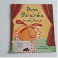 """Livro """"A dona baratinha"""" -  - Livros"""
