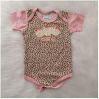 Body trio ursinhas - 3 a 6 meses - Petutinha
