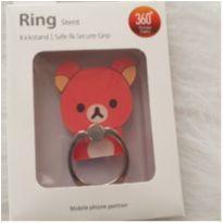 Suporte para celular anel (ursinho)