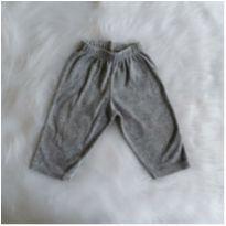 Calça quentinha - 3 a 6 meses - sem etiqueta