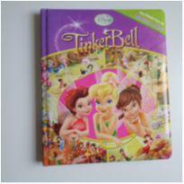 """Livro """"Tinker Bell"""" - para bebês e crianças -  - Livros"""