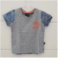 Camiseta toda estilosa LP Kids - 1 ano - Marca não registrada