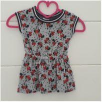 Vestido Minnie original, comprado na Disney - 2 anos - Disney