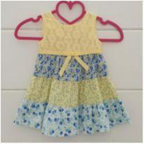 Vestido importado dos EUA - NUNCA USADO!! Blueberi boulevard - 18 meses - Blueberi Boulevard - USA