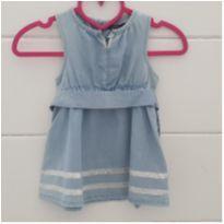 Vestido MARAVILHOSO comprado em Orlando - marca Kensie - 18 meses - Importada