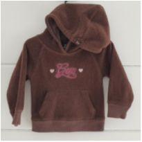 Casaco fleece GAP - 18 a 24 meses - Baby Gap