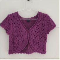 Bolero lã manga curta GAP - 4 anos - Baby Gap