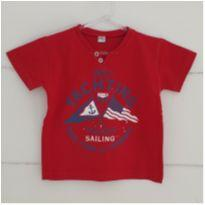 Camisetinha TOING - 9 a 12 meses - Toing Kids