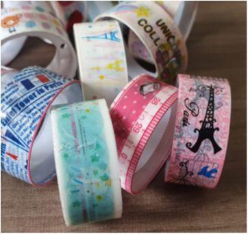 13 washi tapes - Sem faixa etaria - Importada
