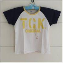 Camiseta TOING - 3 anos - Toing Kids