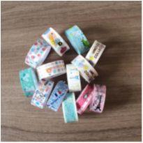 13 washi tapes -  - Importada