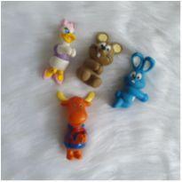 Desocupando o armário de brinquedos - Lote agarradinhos -  - Diversas