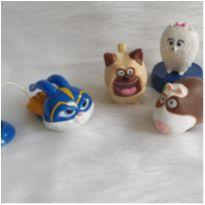 Desocupando o armário de brinquedos - Lote 2 PETS - a vida secreta dos bichos -  - Diversas