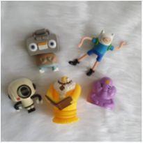 Desocupando o armário de brinquedos - Lote brinquedos desenhos -  - Diversas