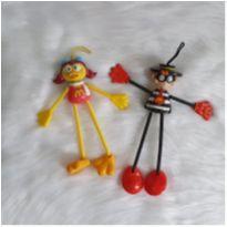 Desocupando o armário de brinquedos - duplinha fofa -  - Mc Donald`s