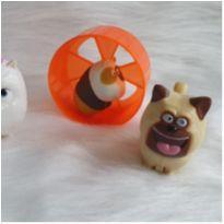 Desocupando o armário de brinquedos - Lote 1 PETS - a vida secreta dos bichos -  - Diversas