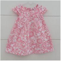 Vestido floral lindo!! - 2 anos - Baby Club